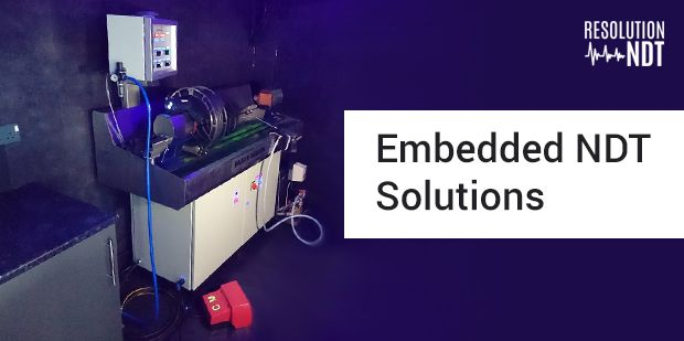Embedded Non-Destructive Testing Solutions